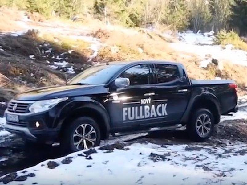 Video test Fiat Fullback 2,4 MTJ LX