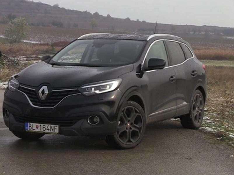 Video test Renault Kadjar 1,2 TCe