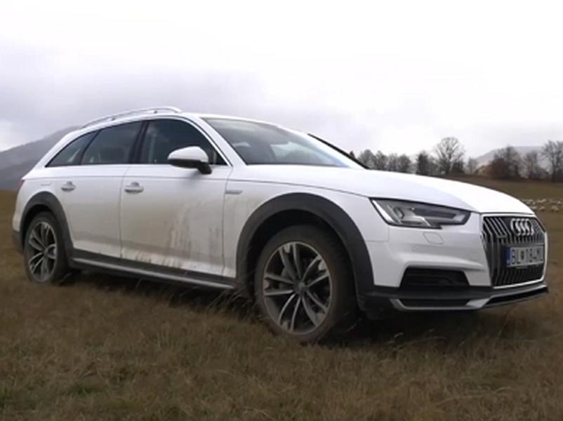 Video test Audi A4 AllRoad 2.0 TDI