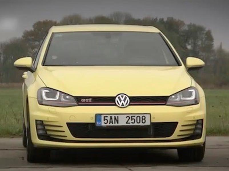 Test Volkswagen Golf GTI vs GTD vs GTE