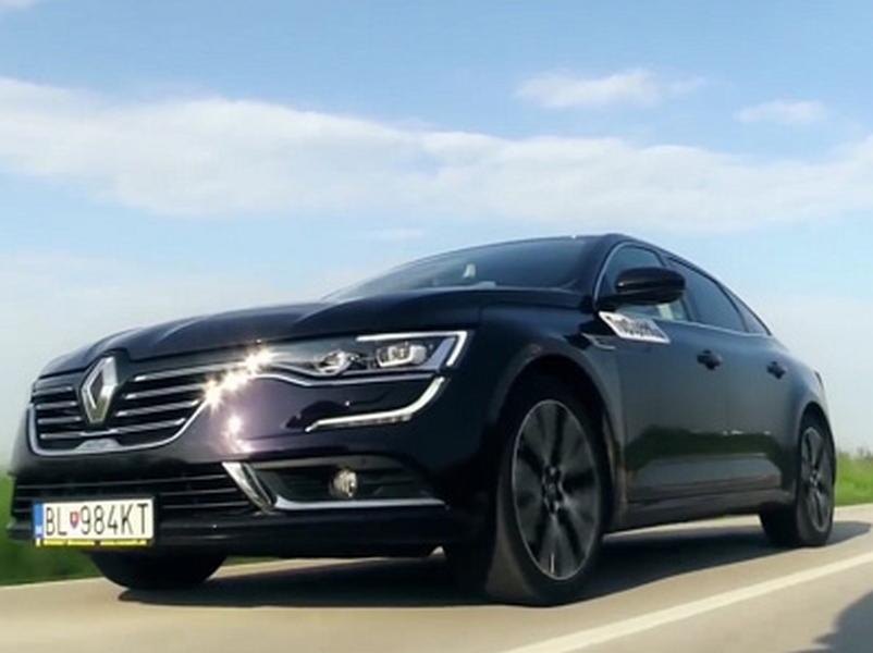 Video test Renault Talisman dCi 160