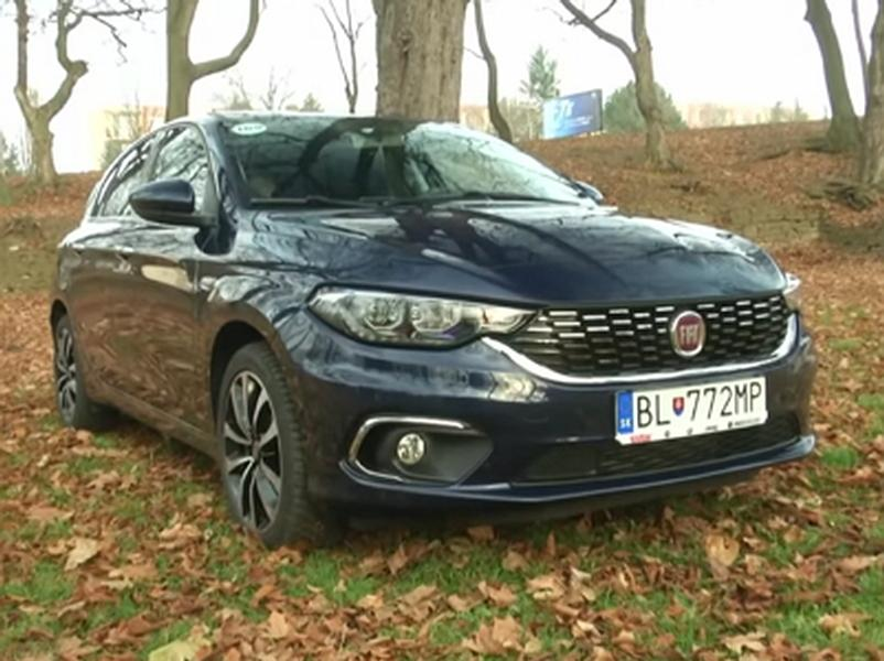 Video test Fiat Tipo 1.6 MultiJet