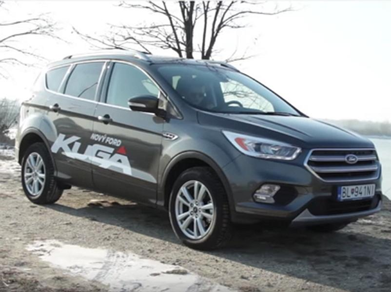 Video test Ford Kuga