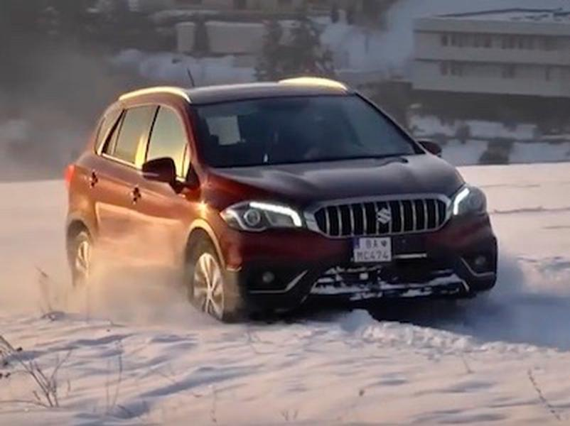 Video test Suzuki SX4 S-CROSS 1,4 4WD