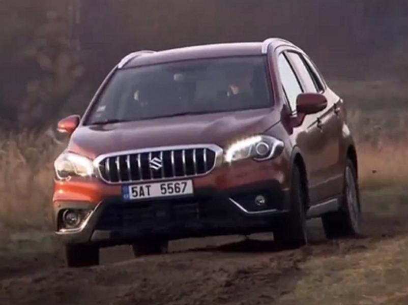 Test Suzuki S-Cross 1.4 BoosterJet 4x4 AllGrip