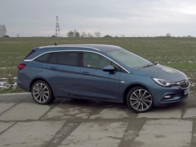 Video test Škoda Octavia Combi vs. Opel Astra Sports Tourer