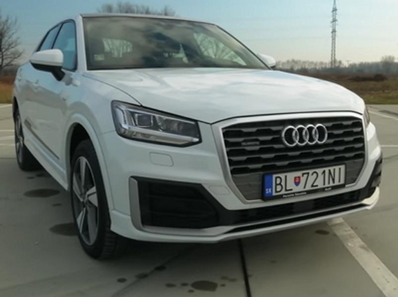Video test Audi Q2 2.0 TDI