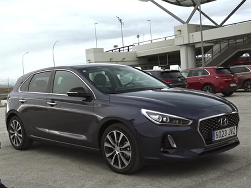 Video test Hyundai i30