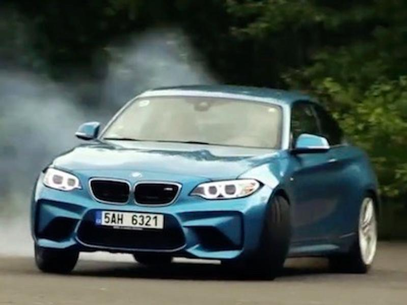 Video test BMW M2