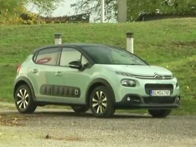 Video test  Citroën C3 1.2