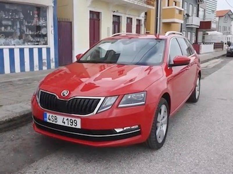 Video test Škoda Octavia 1,0 TSI