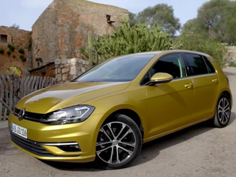 Video test Volkswagen Golf 1.5 TSI