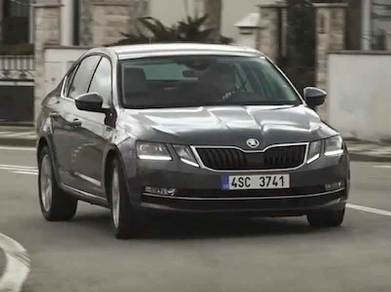 Video test Škoda Octavia