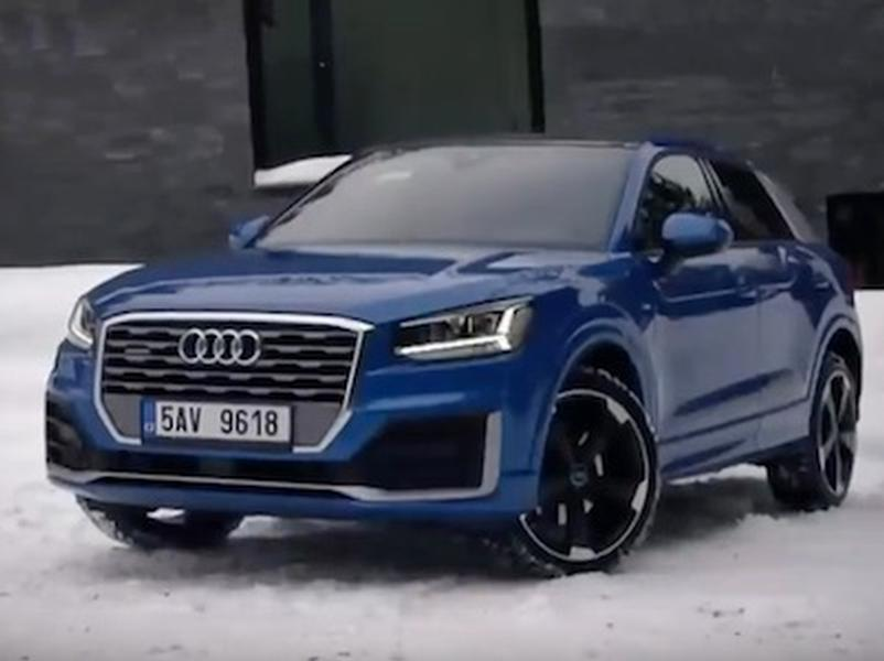 Video test Audi Q2 2.0 TDI Quattro