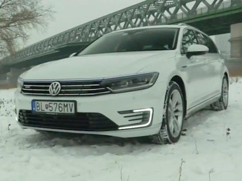 Video test Volkswagen Passat GTE