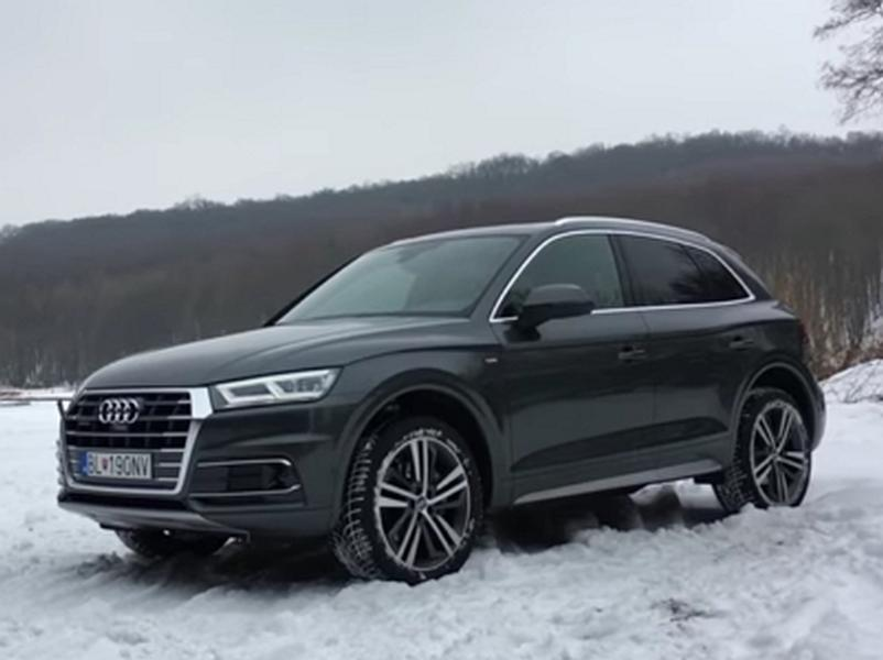 Video test Audi Q5 2.0 TDI