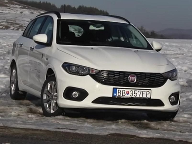 Video test Fiat Tipo Kombi