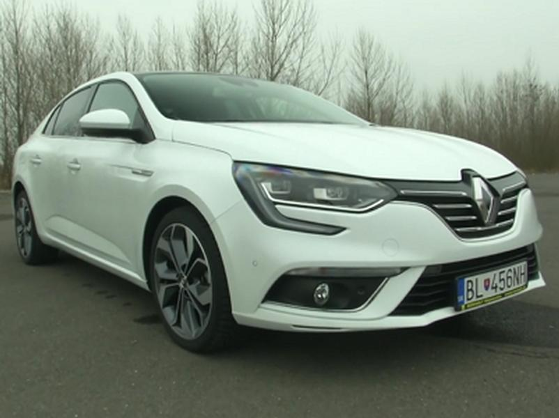 Video test Renault Megane Grandcoupe TCe 130