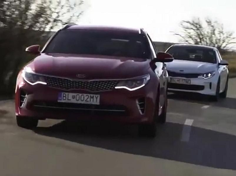 Test Kia Optima SW 1.7 CRDi vs Kia Optima PHEV 2.0 GDI