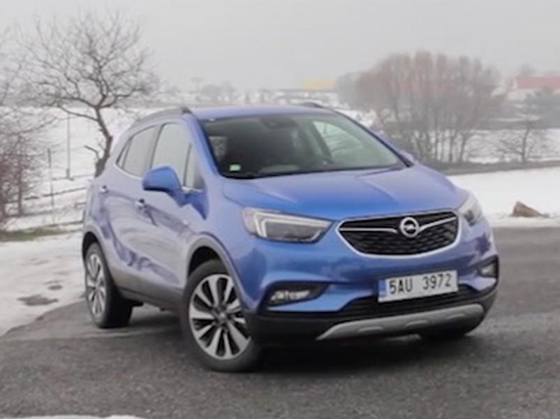 Video test Opel Mokka X