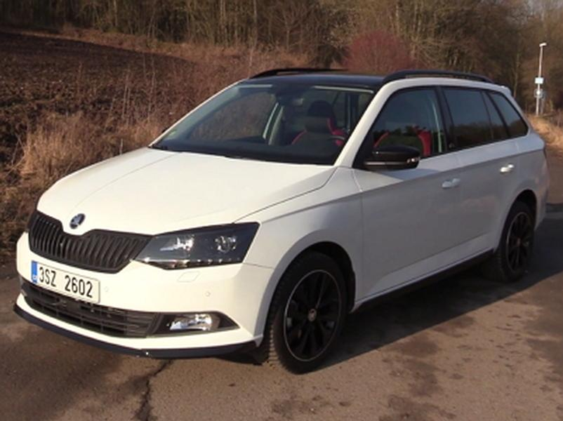 Video test Škoda Fabia Combi Monte Carlo 1,2 TSI