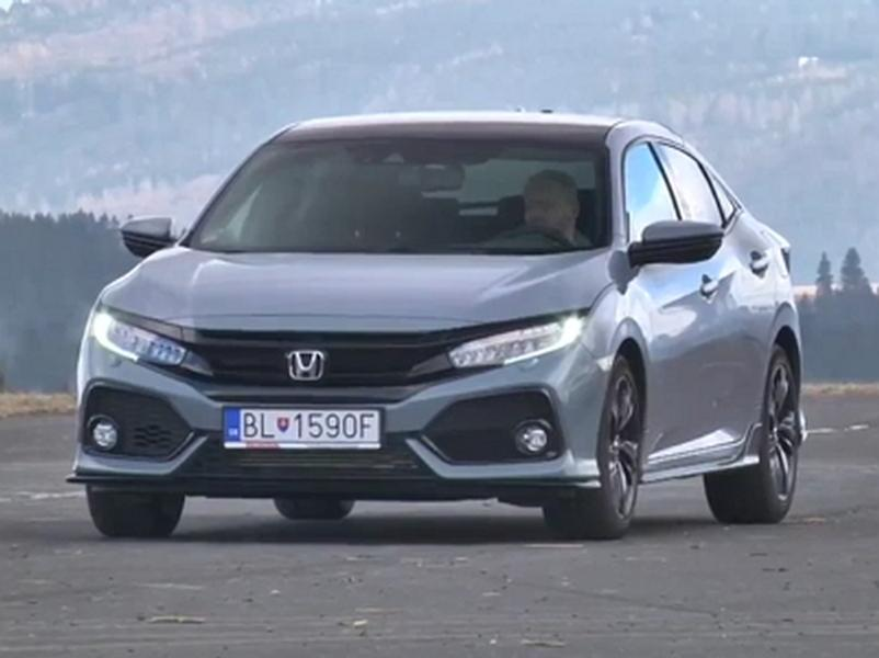Video test Honda Civic