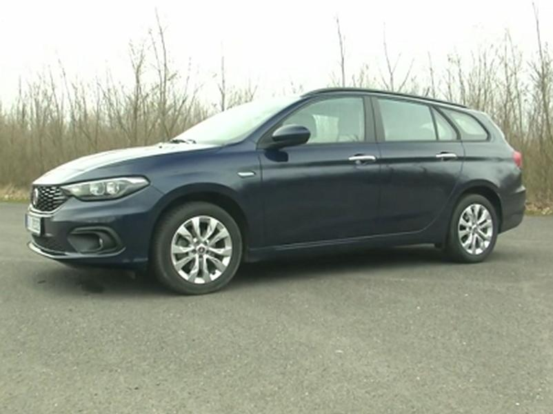 Video test Fiat Tipo SW 1.6 Multijet