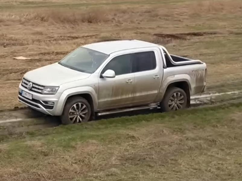 Video test Volkswagen Amarok 3.0 V6 TDI