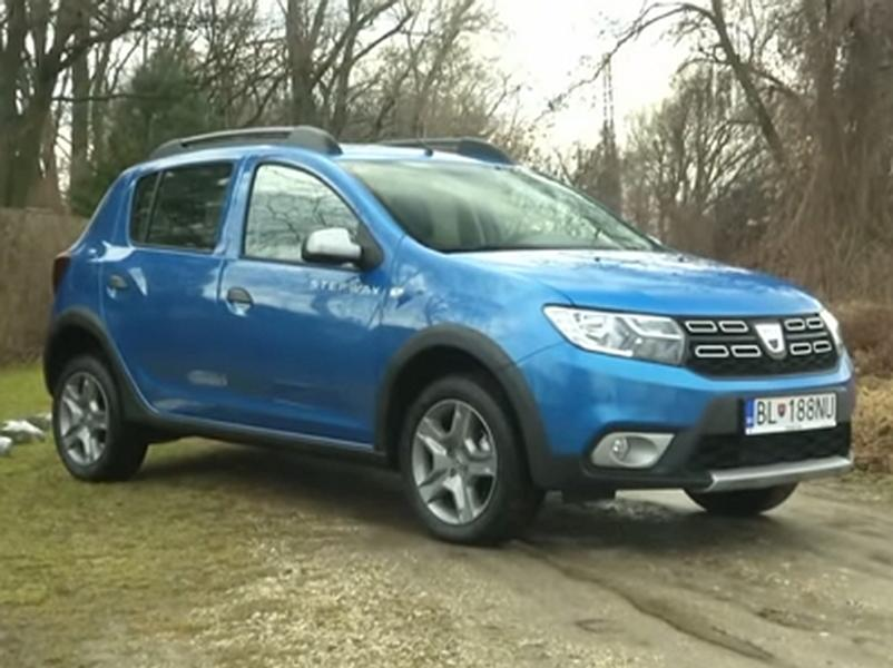 Video test Dacia Sandero Stepway