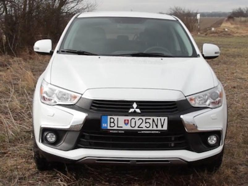 Video test Mitsubishi ASX