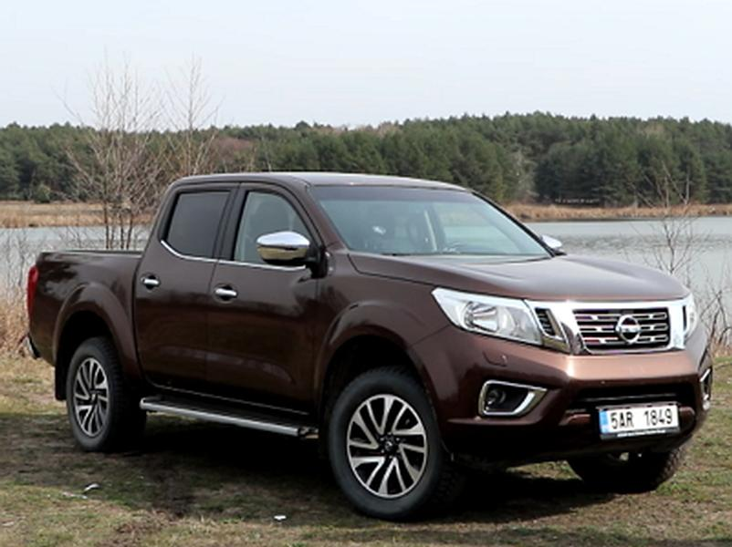 Video test Nissan Navara NP300
