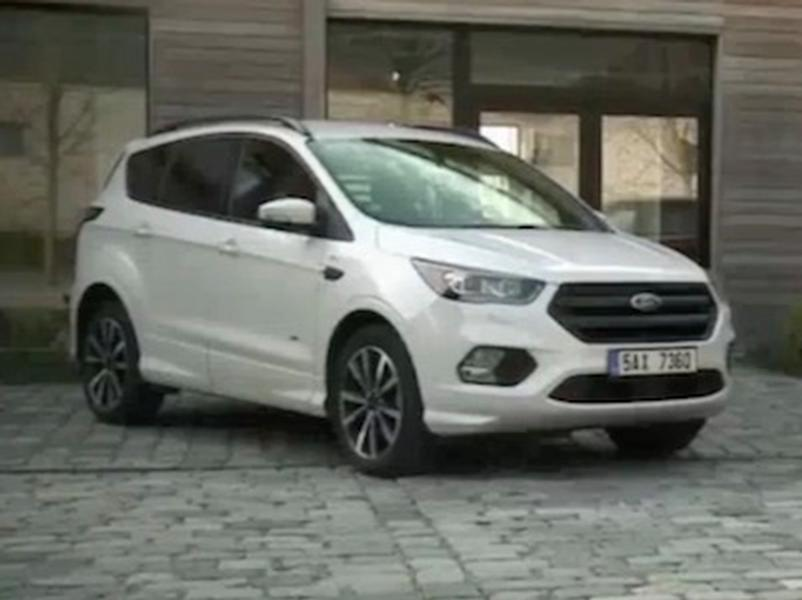 Test Ford Kuga 2.0 TDCI AWD