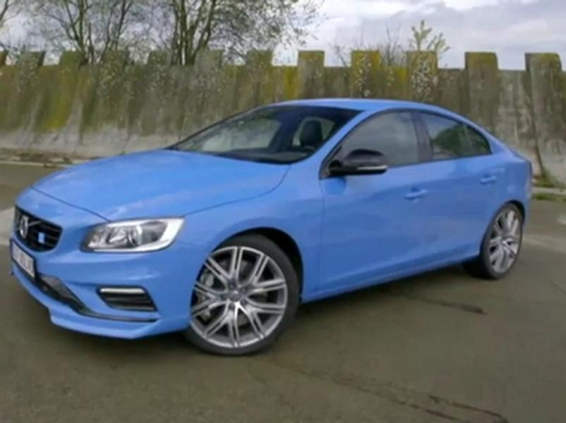 Video test Volvo S60 Polestar AWD