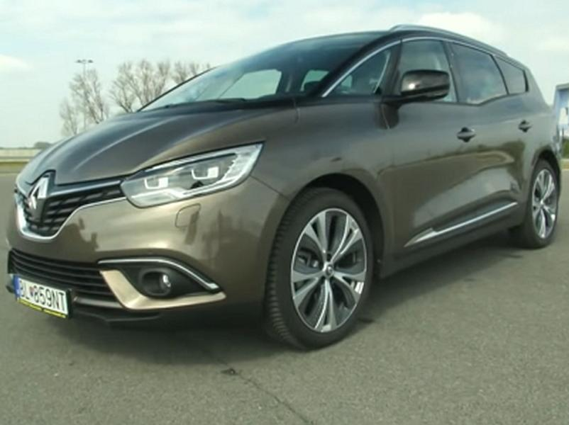 Video test Renault Grand Scenic