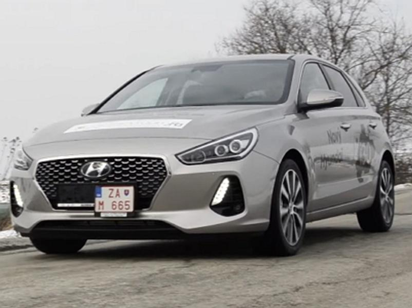 Video test Hyundai i30 1,4 T-GDi vs. 1,6 CRDi