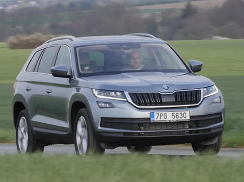 Video test Škoda Kodiaq 2.0 TDi DSG