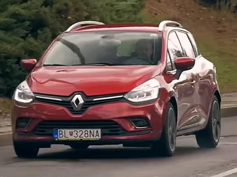 Video test Renault Clio Grandtour GT