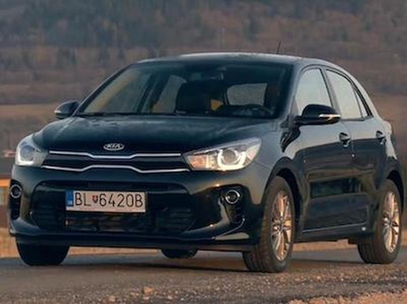 Video test Kia Rio 1.0 T-GDI