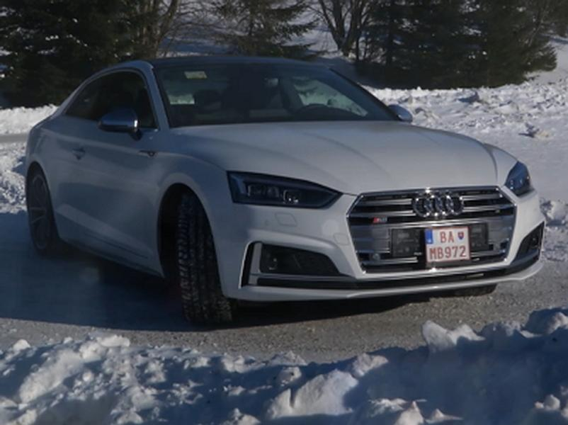 Video test Audi S5 Coupé