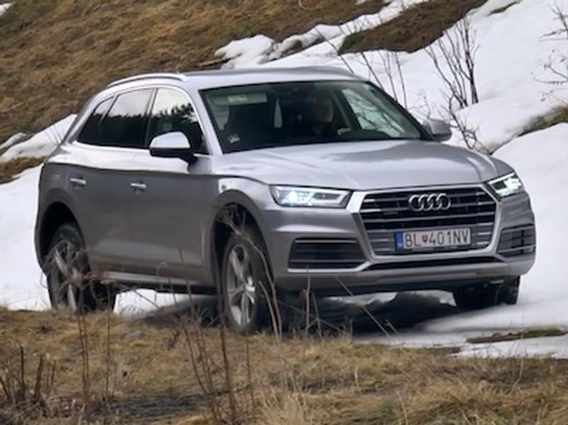 Video test Audi Q5 TDI