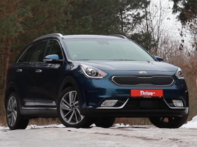 Video test Kia Niro