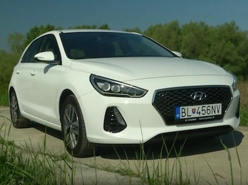 Video test Hyundai  i30 1.0 T-GDI