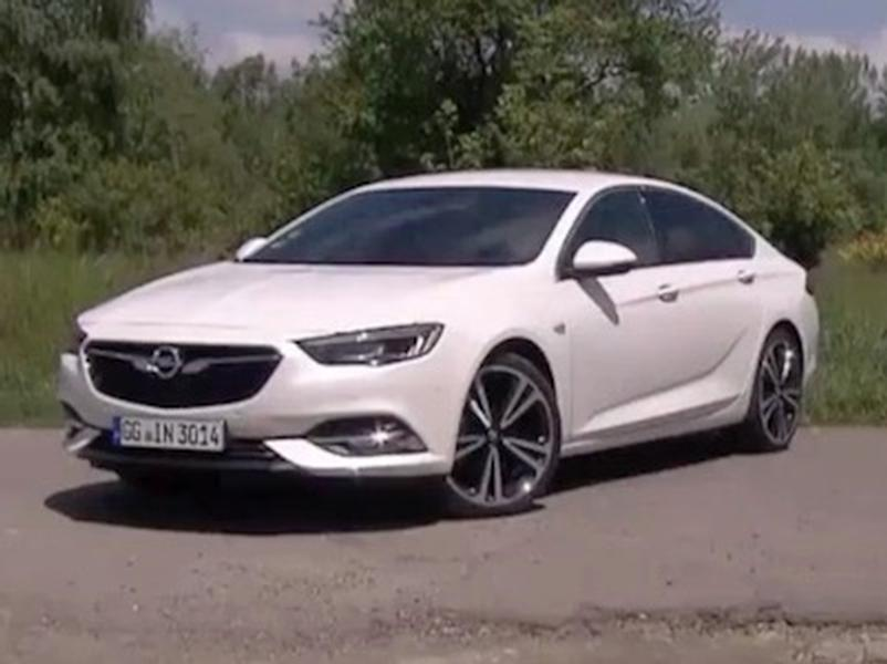 Video test Opel Insignia Grand Sport 2.0 Turbo 4x4