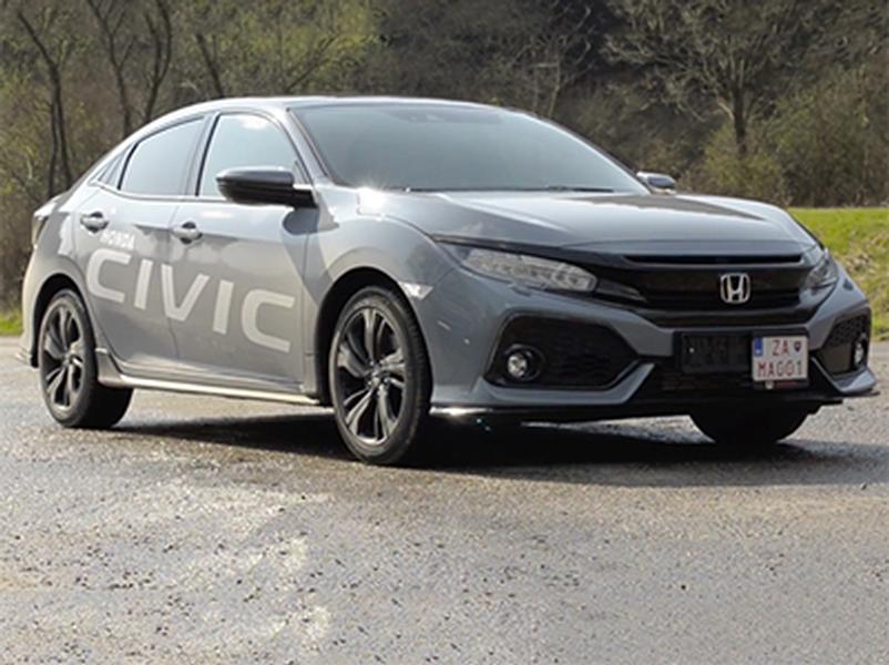 Video test Honda 1,0 VTEC Turbo