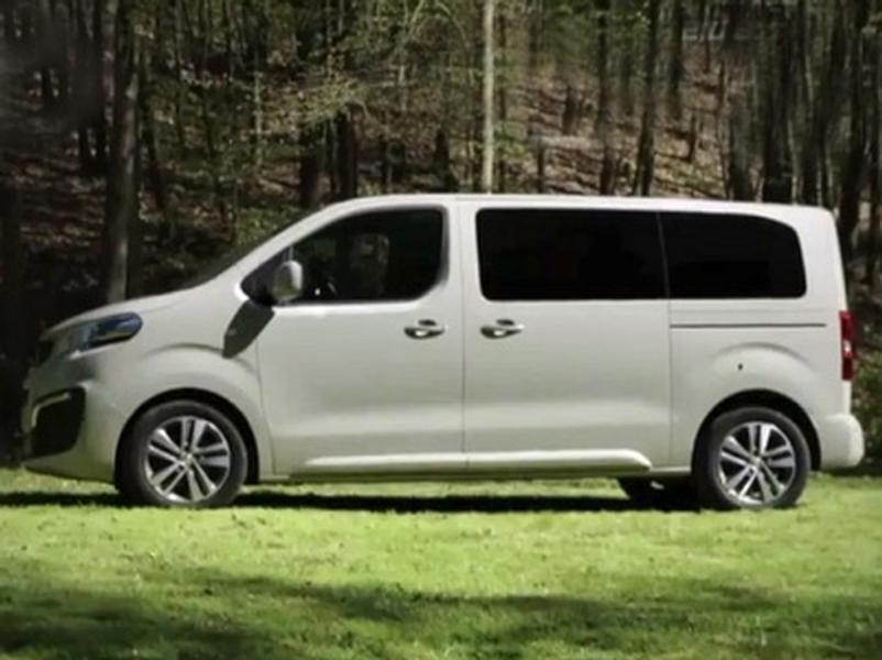 Video test Peugeot Traveller 2.0 BlueHDi