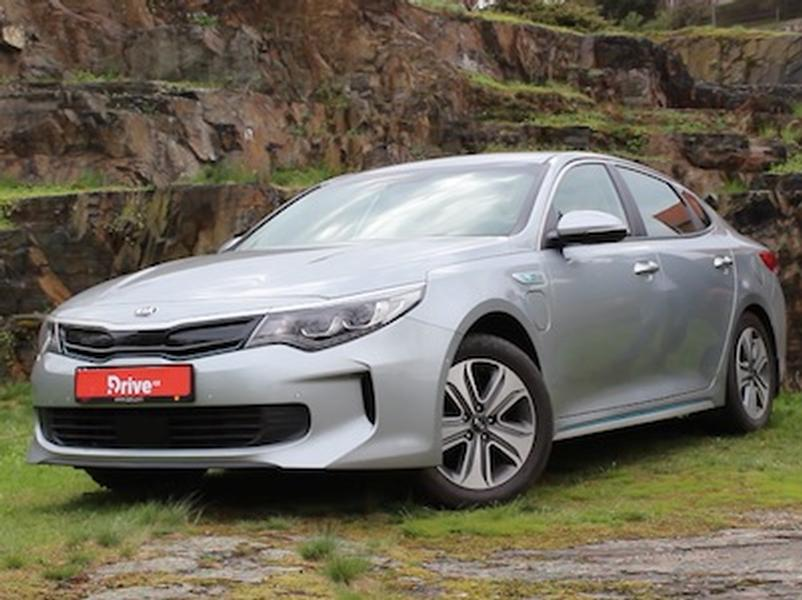 Video test Kia Optima PHEV