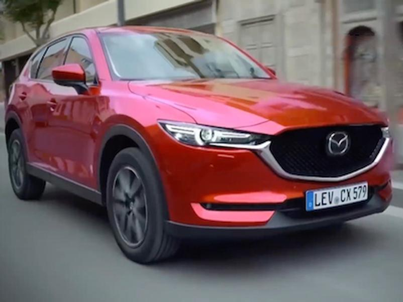 Video test Mazda CX-5 2.0 Skyactiv G160 AWD