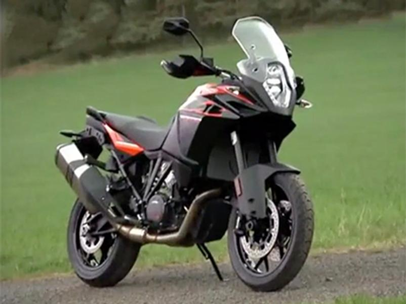 Video test KTM 1090 Adventure