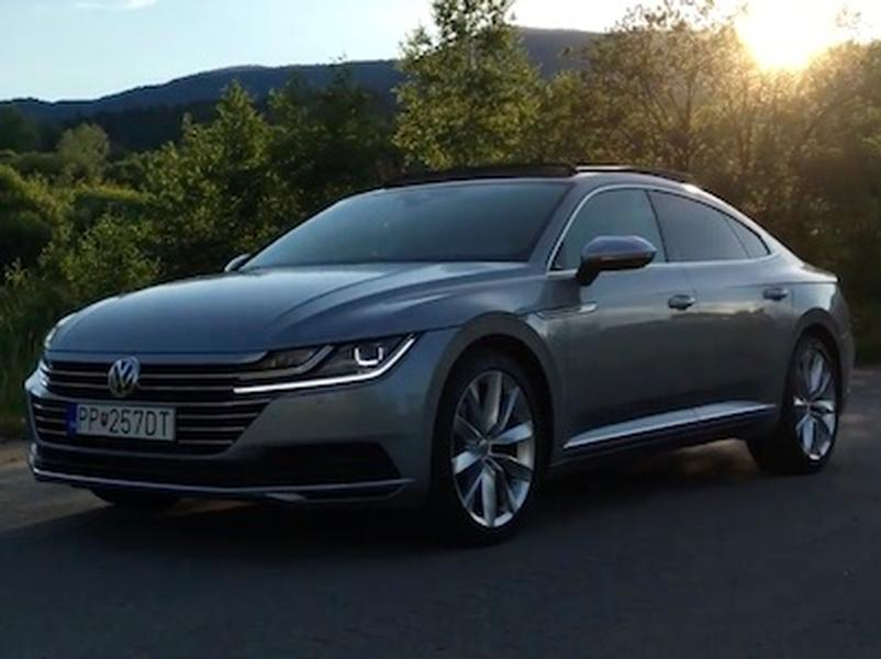 Video test Volkswagen Arteon 2.0 TDI