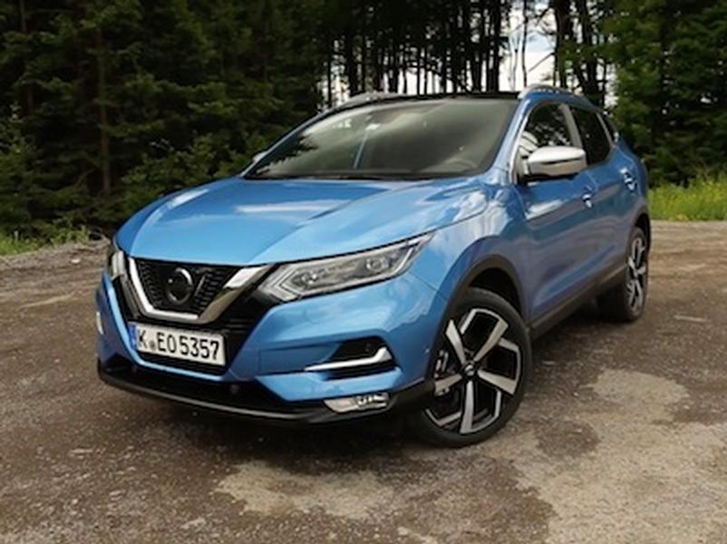 Video test Nissan Qashqai 1.6 dCi